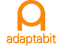 The current Adaptabit logo